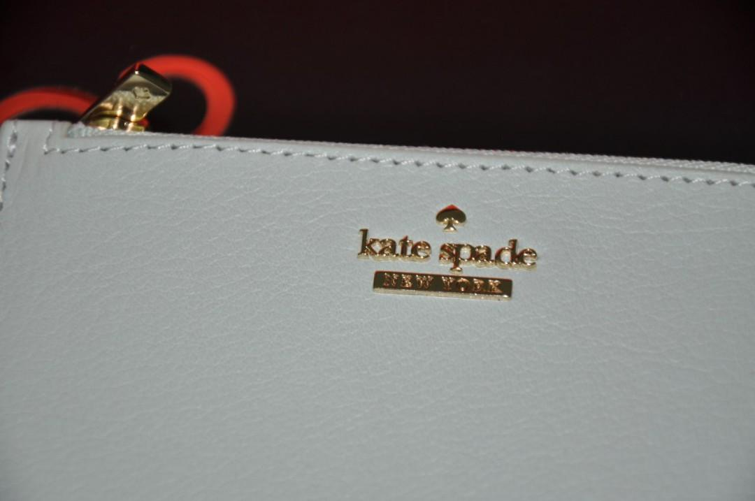 Kate Spade Wallet mistymint #MRTPunggol #MRTSengkang #MRTHougang #MRTSerangoon #MRTBedok #MRTTampines