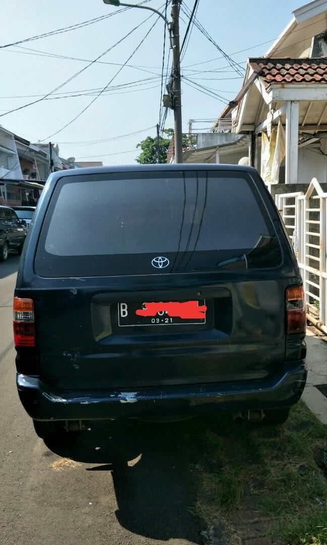 Kijang Kapsul LX Diesel 2001 (Body 2003)