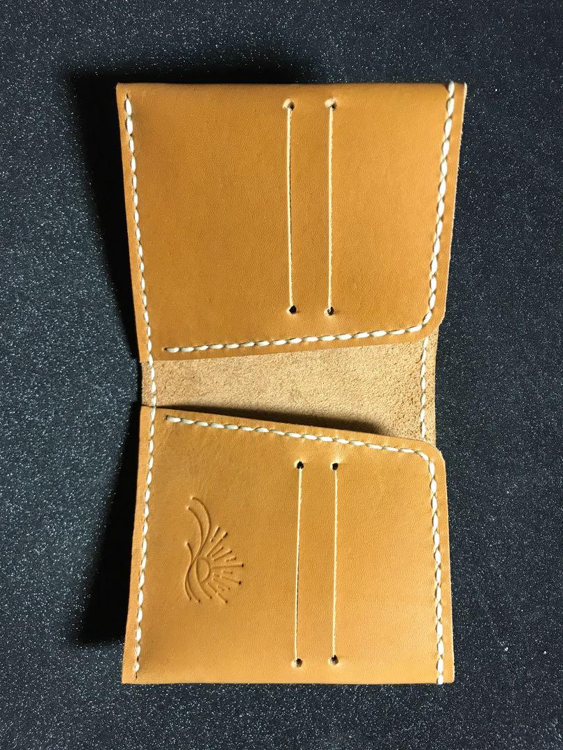#REPRICE Urvil - Leather Wallet