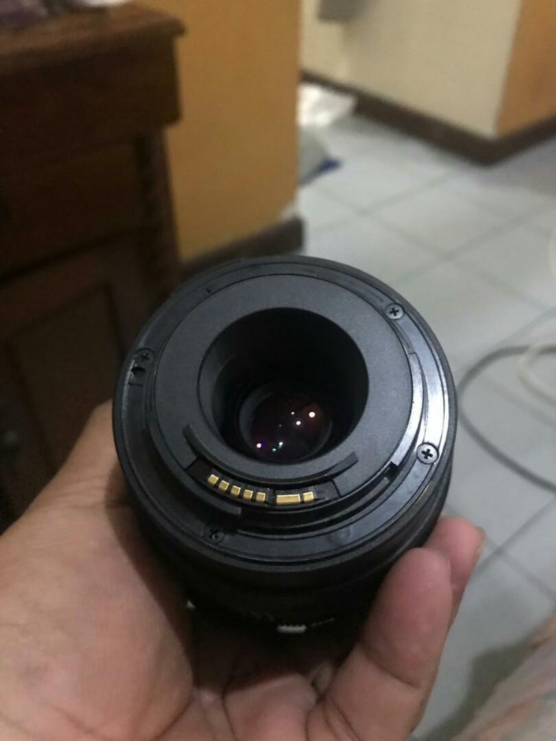 Lensa  tamron AF70-300mm f4-5.6