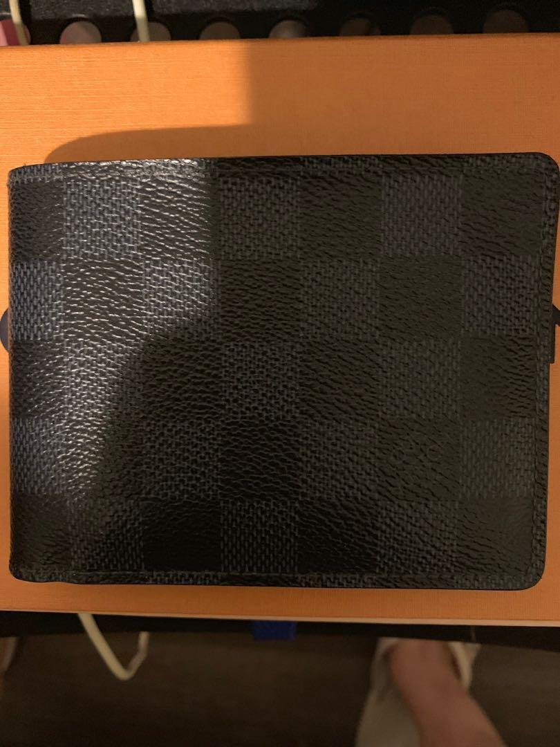 820a7e8fe7 Louis Vuitton Slender ID Wallet (Authentic), Luxury, Bags & Wallets ...