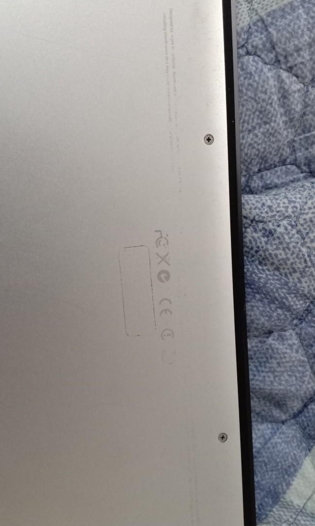 Macbook pro 15 inch 2011 Rusak VGA