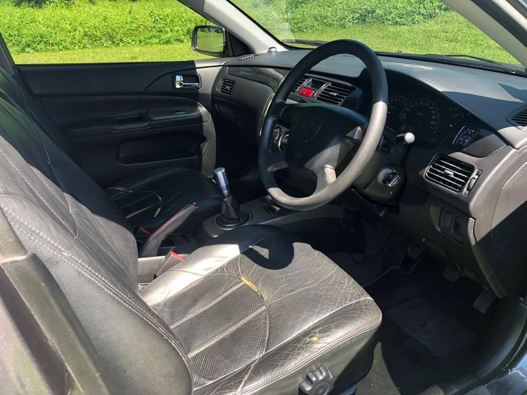 Mitsubishi Lancer 1.6 GLX Exclusive Manual
