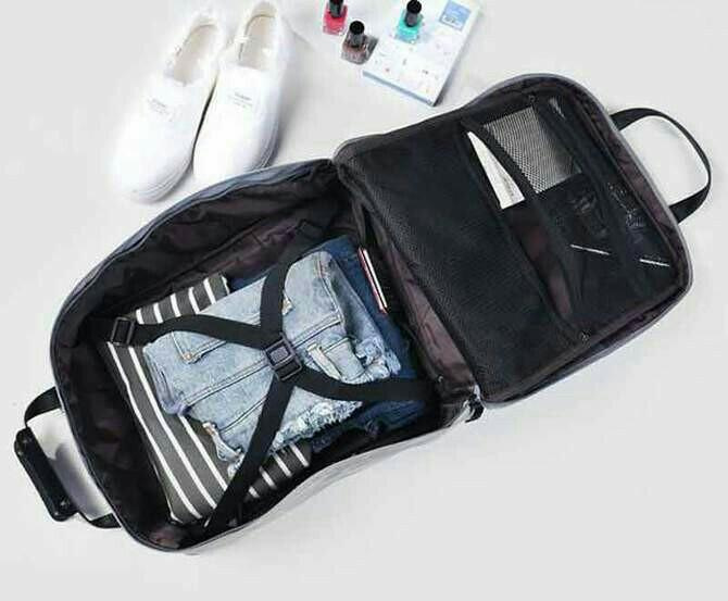 Multipurpose backpack