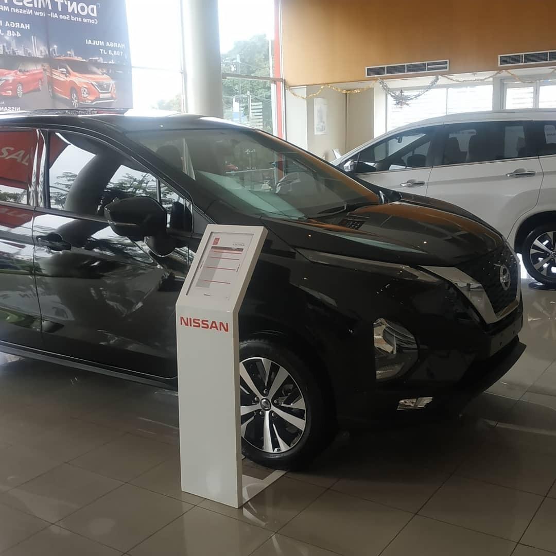 Nissan Livina VE matic
