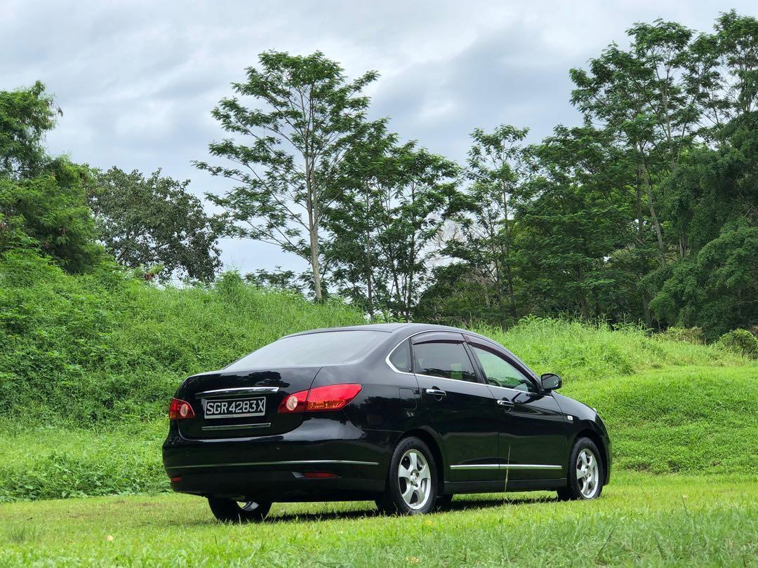 Nissan Sylphy 1.5 Premium Auto