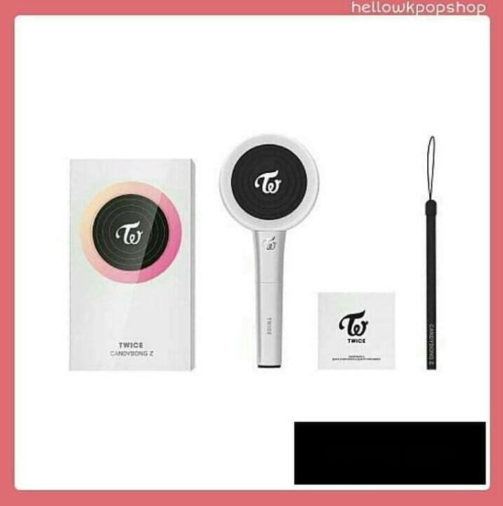 Official Lightstick Twice Candybong Z