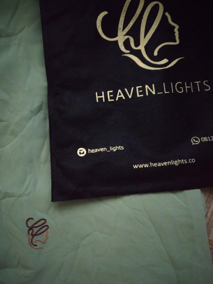 Pasmina heaven light