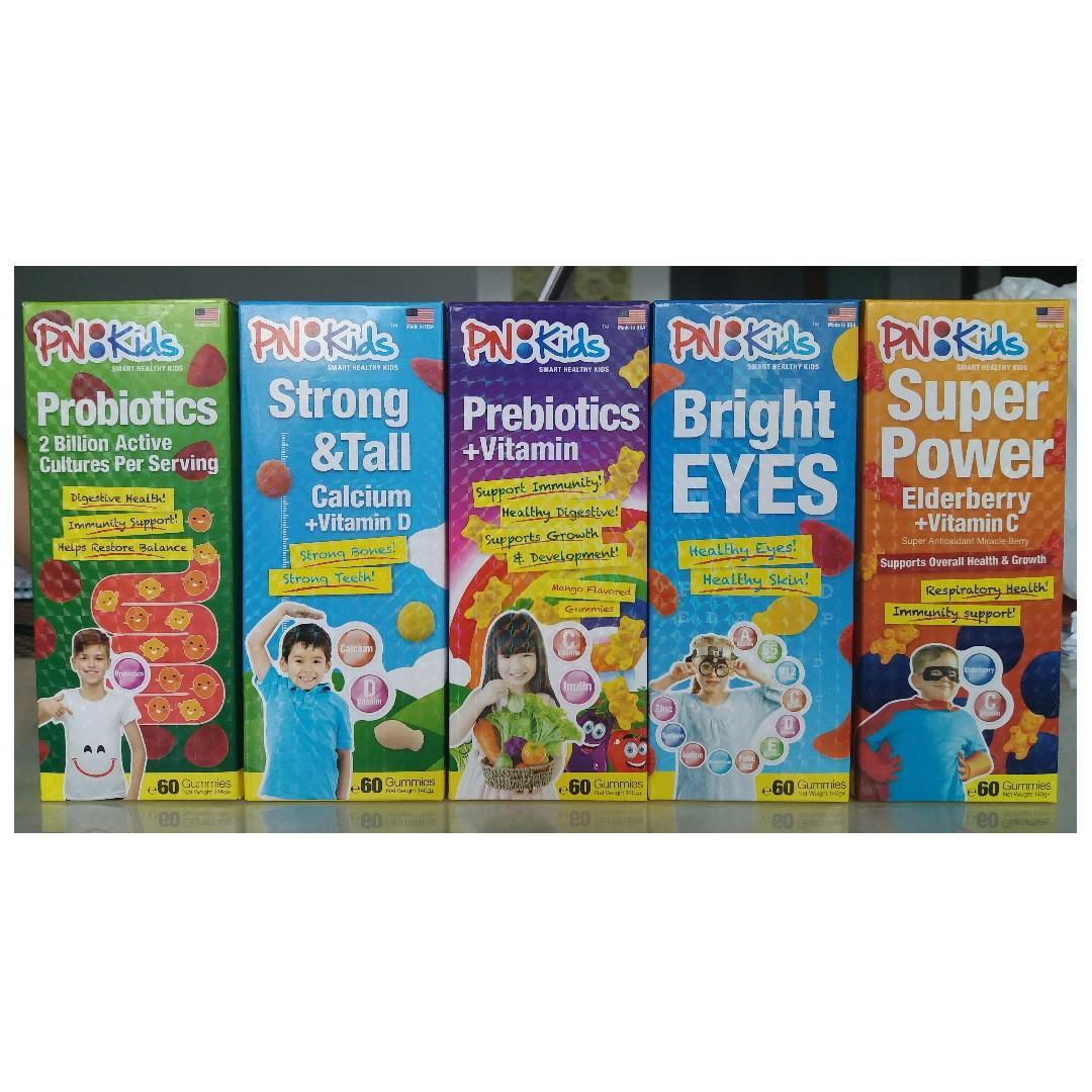PN Kids Multivitamins - No. 1 Brand