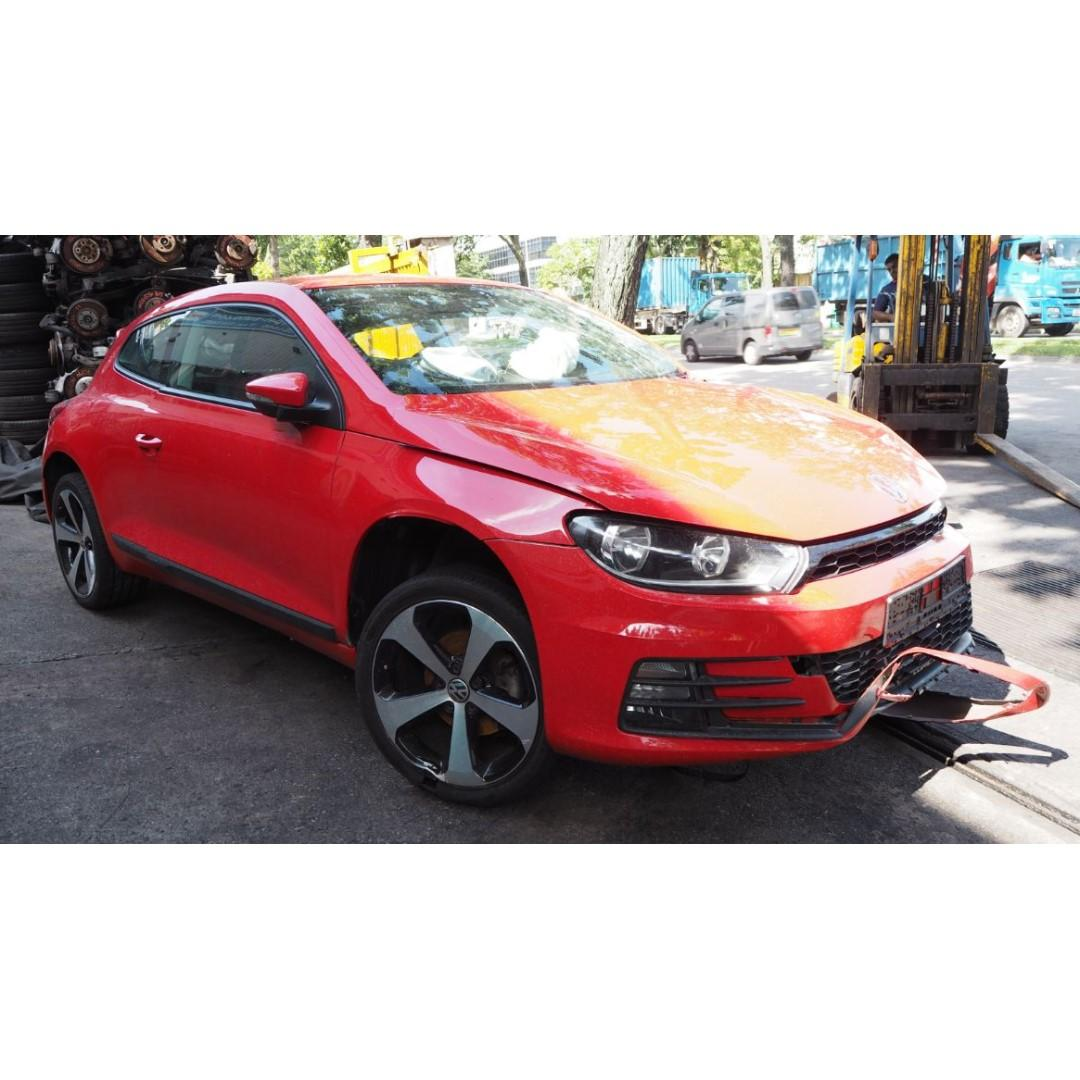 Scrapped Vw Scirocco Gp 1 4 Tsi At 2016 R Line Led Tail Lamp Right 07626 Car Accessories Accessories On Carousell