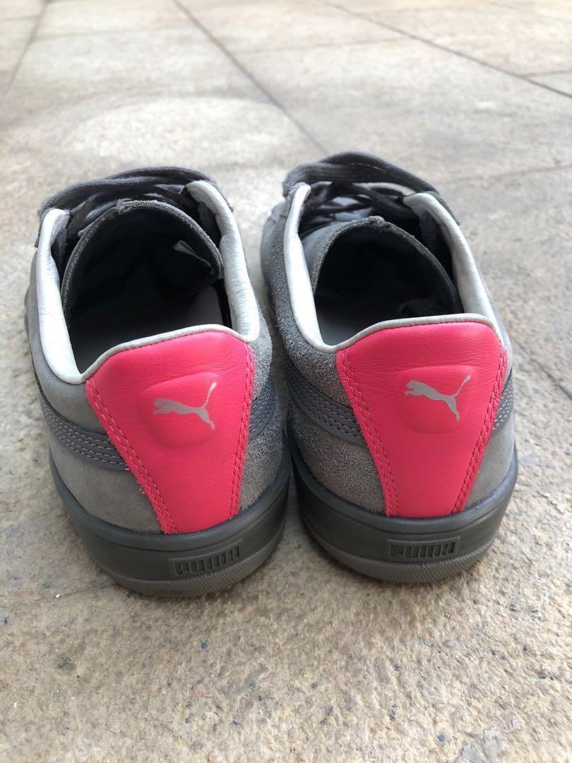 the best attitude 55e1a 2ca97 PUMA x STAPLE Suede IGNITE Sneakers, Women's Fashion, Shoes ...