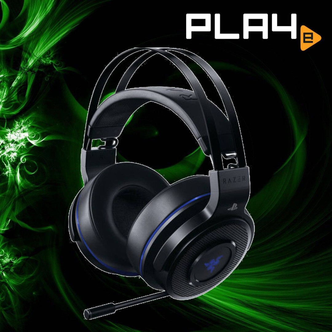 e0ee41552ef Razer Thresher Ultimate Wireless Surround Headset PS4 (Promo Ends ...