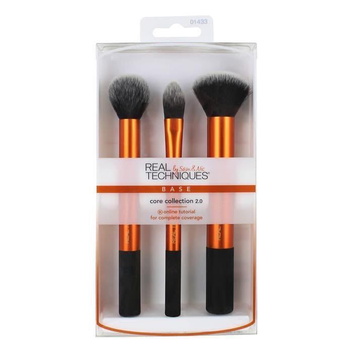 Real Techniques Core Collection brush makeup #RamadanSale