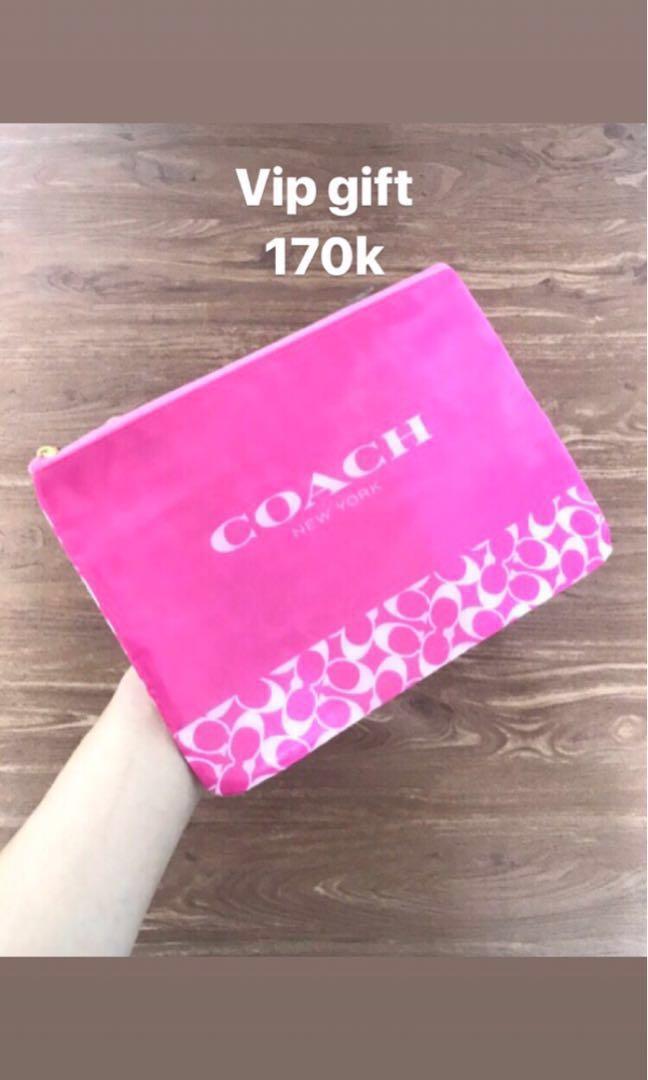 Sale pouch giftbag