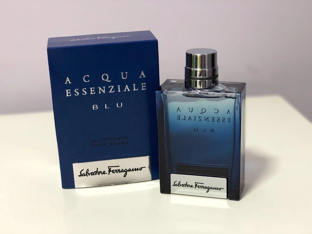 Salvatore Ferragamo 男士香水