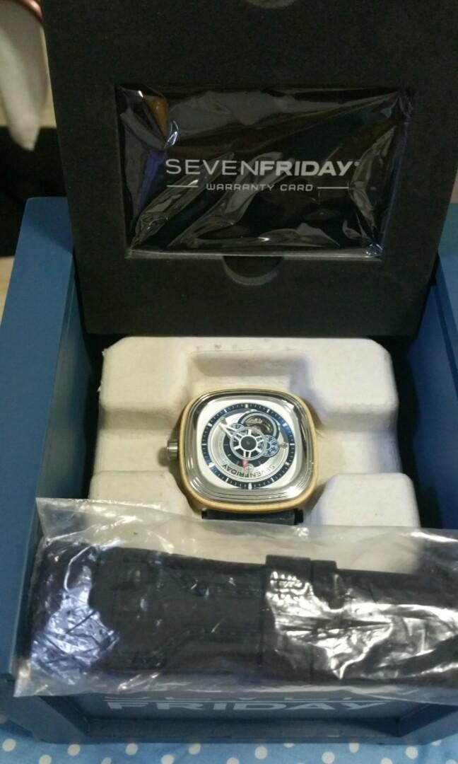 Seven Friday Yatch Club limited Edition 450