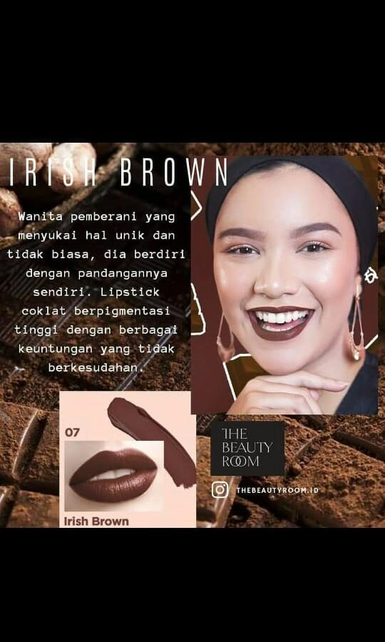 Shanen Irish Brown