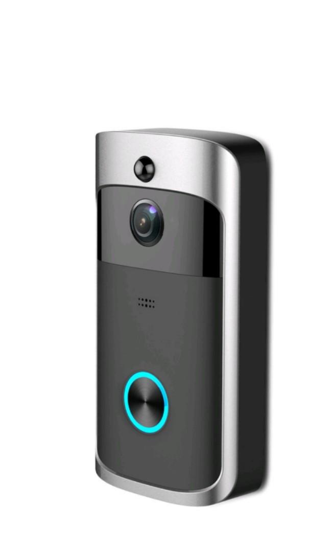 Smart IP Video WI-FI Video Doorbell WIFI Ring Doorbell Camera Wireless  Security Camera