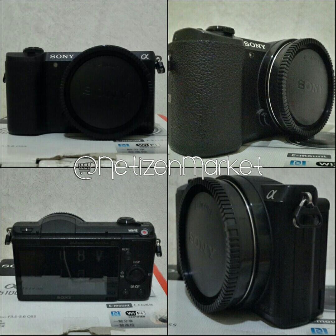 Sony A5100 Body + Box (Mint)