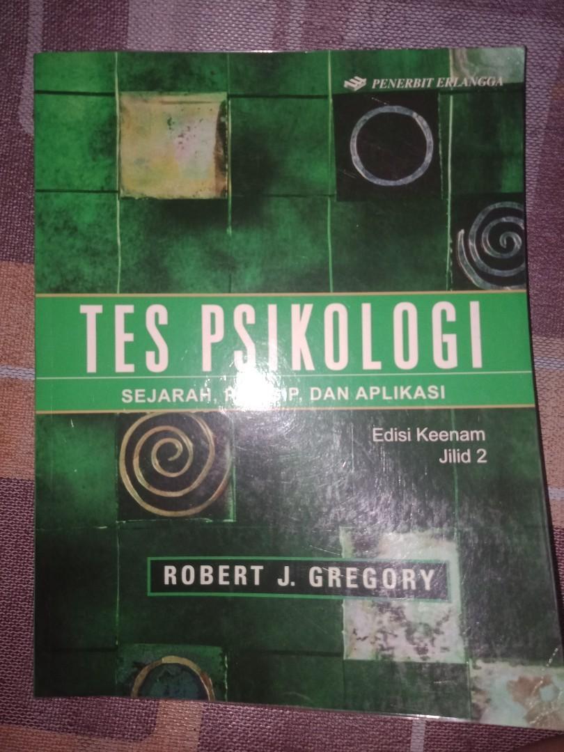 Tes psikologi jilid 1 dan 2
