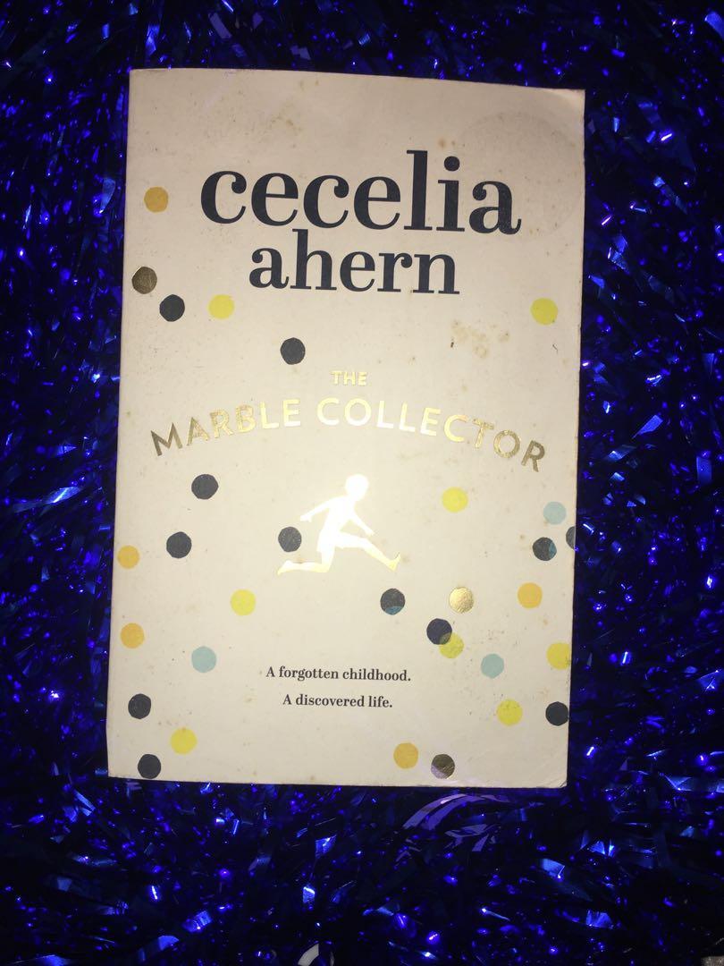 The Marble Collector - Cecelia Aherm