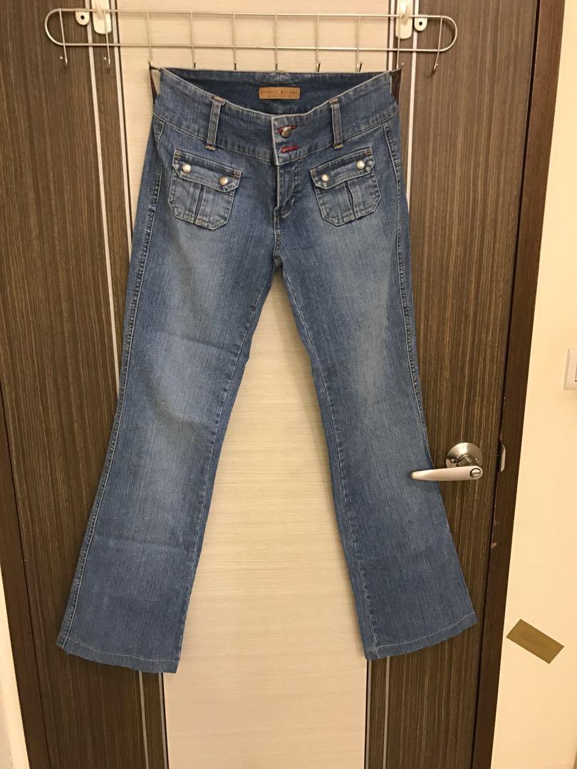 Tommy hifilger牛仔褲