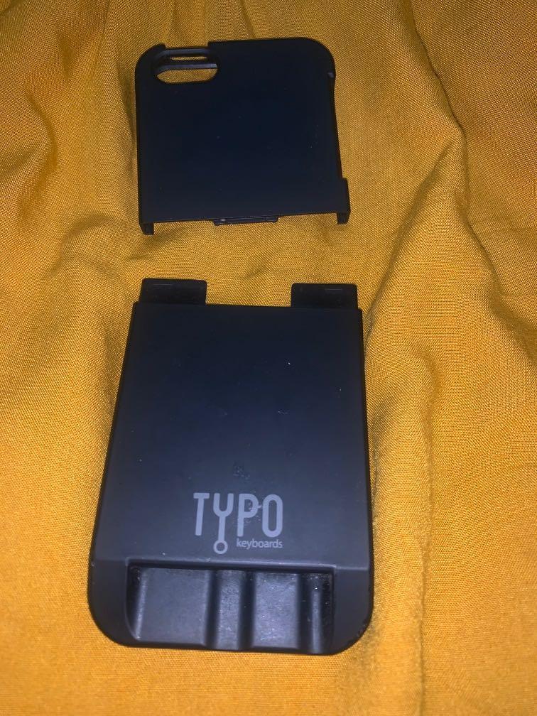 Typo Keyboard Iphone 5/5S