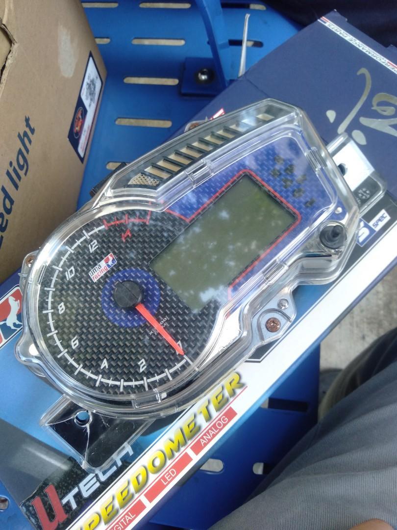 Uma Racing Meter Sniper/Y15ZR, Motorbikes, Motorbike