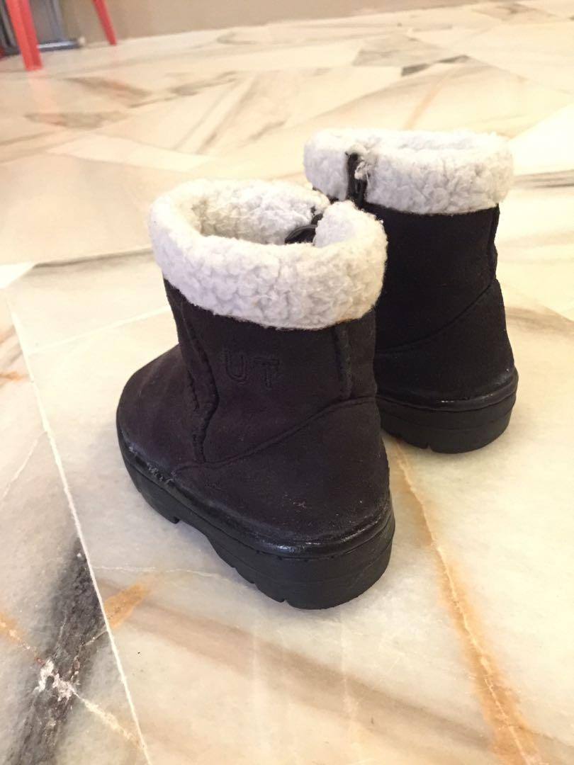 Universal Traveller winter boots for kids