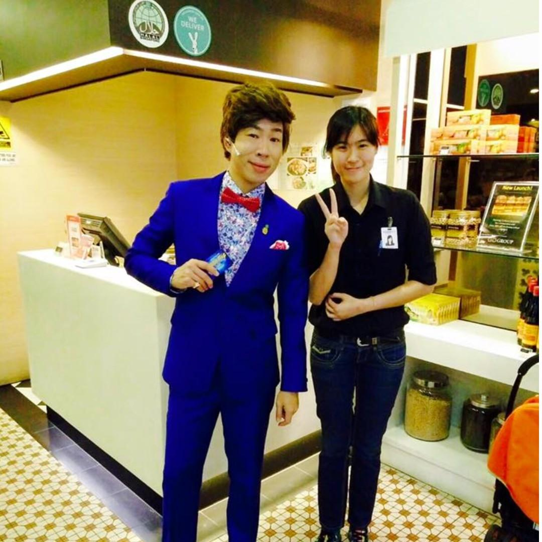 Part Time Service Crew (Only Sg & PR)-JEM Shopping Mall