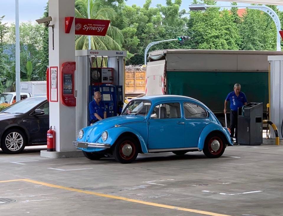 Volkswagen Beetle 1.6 TSI Manual