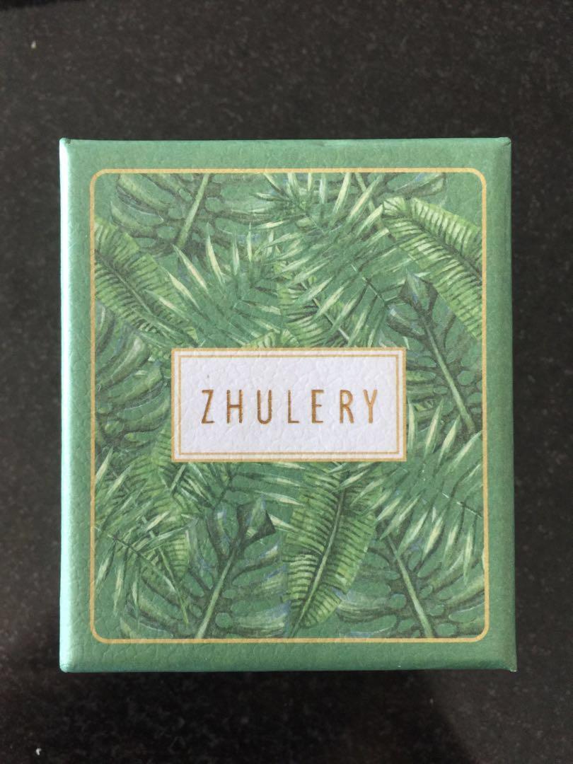 """ZHULERY Necklace - Sterling Silver - 18"""""""