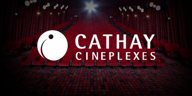Cathay Movie Booking @ $9.80
