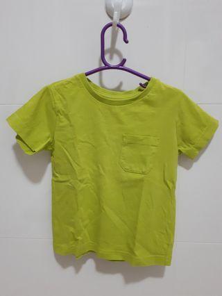 🚚 #Blessing: Green Short Sleeve Top