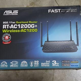 ASUS RT-AC1200G+ Router (BNIB with 3 Years Warranty)