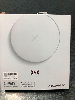 Nomad Q.Pad X 超薄無線快充盤(白)