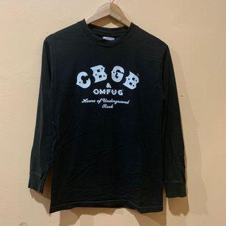 CBGB Longsleeve Tshirt