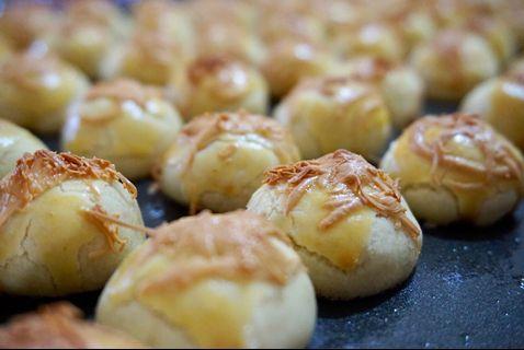 Pineapple Nastar [freshly baked]