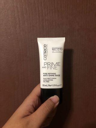 🚚 Prime and Fine Anti Shine Primer