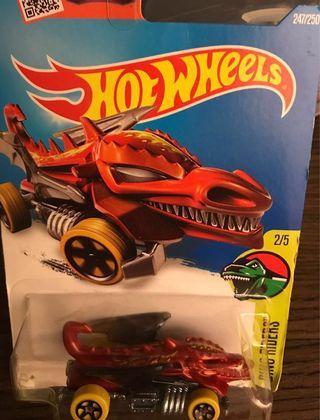 小朋友喜愛的風火輪-小汽車