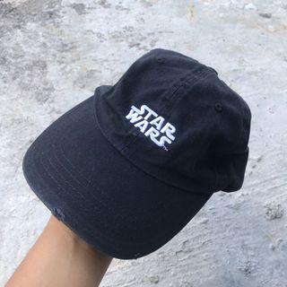 Starwars Hat Cap Topi Cotton On Original