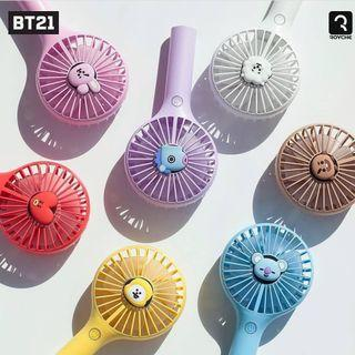 BT21 Mini Handy Fan