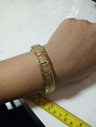 Raya Promo Copper magnetic blood circulation Bracelet