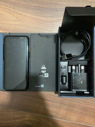 🚚 Samsung Galaxy S8 64GB Midnight Black