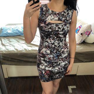 Ezra Mini Dress bodycon sleeveless