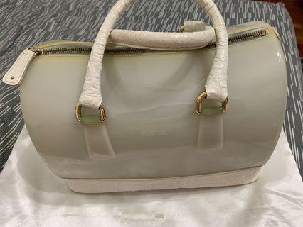 Used Furla Candy Bag