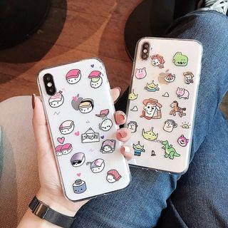[PO] UNOFFICIAL TOY STORY/ SUSHI PHONE CASE/ COVER