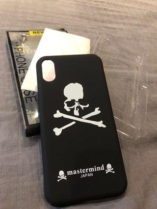 🚚 IPhone X casing mastermind