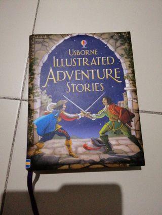 Usborne English children story book