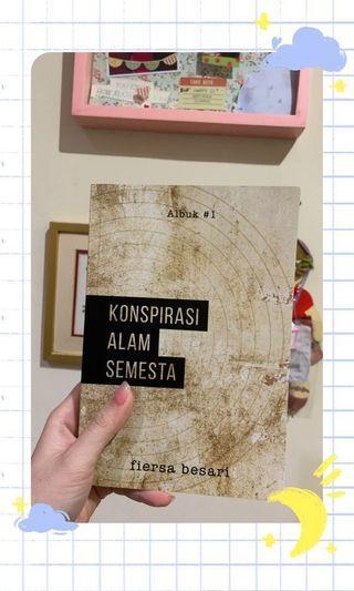 ✨ Konspirasi Alam Semesta by Fiersa Besari only for 39k ✨